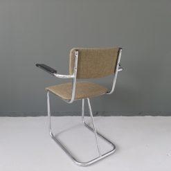 Gispen buisframe stoel model 107