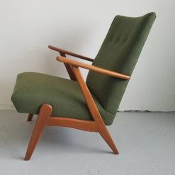 Vintage fauteuil fifties